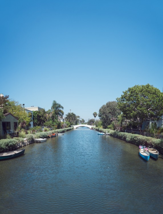 Los Angelesin kätketty aarre - Venice Canals
