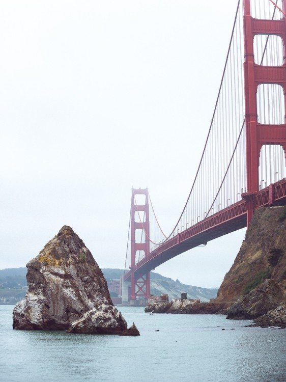 Uutta perspektiiviä Golden Gateen