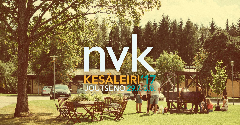 NVK Kesäleiri Joutseno
