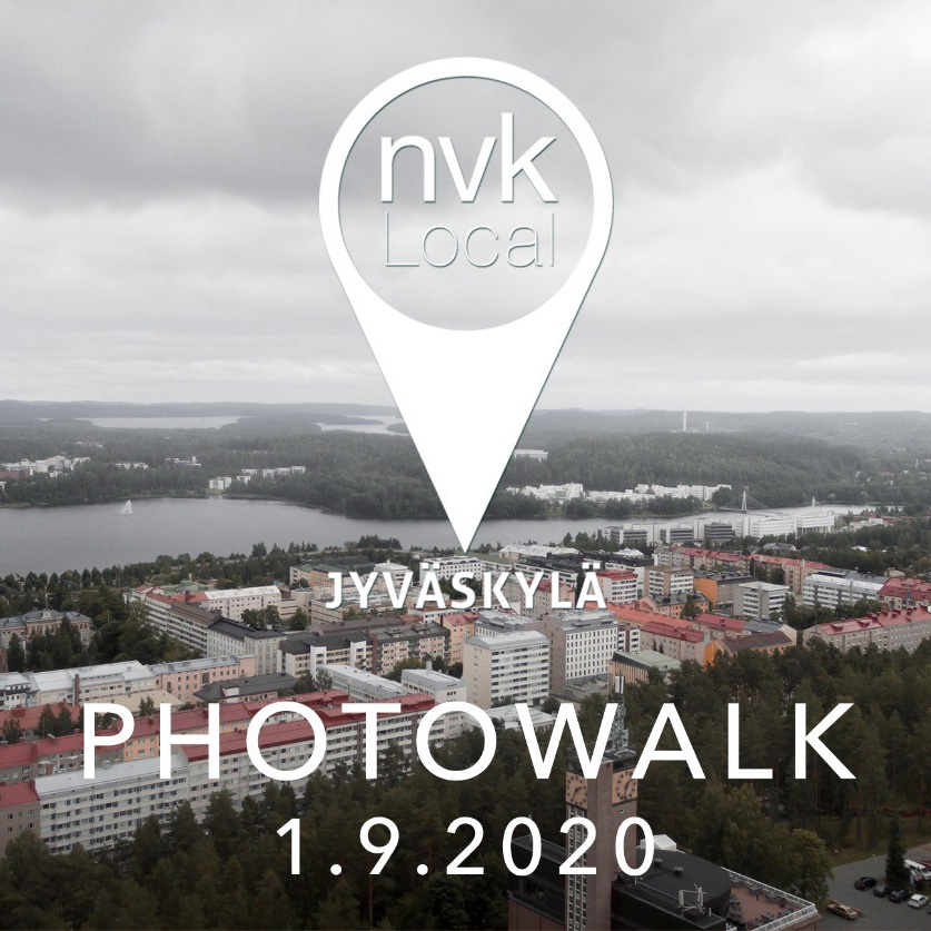 NVK Local Jyväskylä Photowalk 1.9.2020