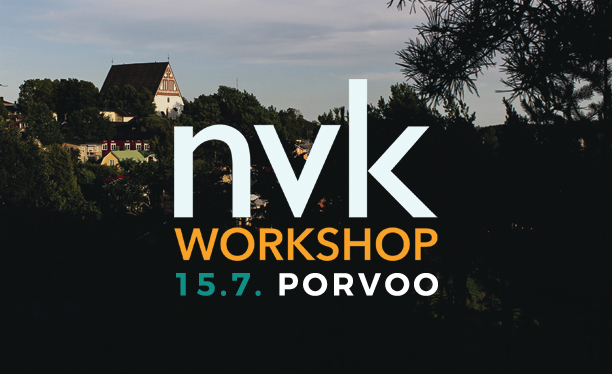 NVK WORKSHOP PORVOO