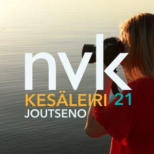 Nuoret valokuvaajat NVK Kesäleiri 2021 Joutseno
