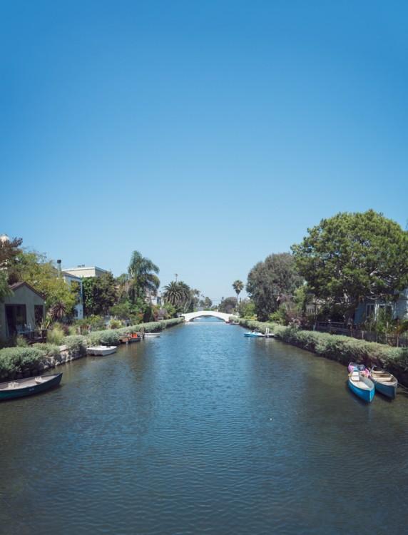 Los Angelesin kätketty aarre - Venice Canals